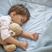 Hoeveel uur slaap heeft een baby of peuter ongeveer nodig?
